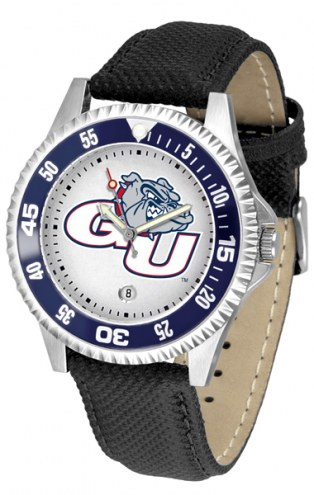 Gonzaga Bulldogs Competitor Men's Watch