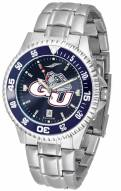 Gonzaga Bulldogs Competitor Steel AnoChrome Color Bezel Men's Watch