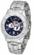 Gonzaga Bulldogs Competitor Steel AnoChrome Men's Watch