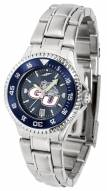Gonzaga Bulldogs Competitor Steel AnoChrome Women's Watch - Color Bezel