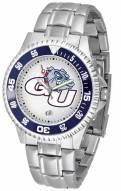 Gonzaga Bulldogs Competitor Steel Men's Watch