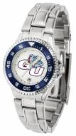 Gonzaga Bulldogs Competitor Steel Women's Watch