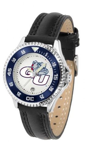Gonzaga Bulldogs Competitor Women's Watch