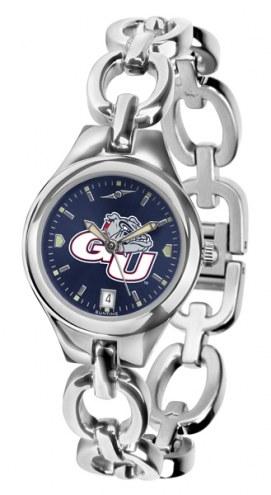 Gonzaga Bulldogs Eclipse AnoChrome Women's Watch