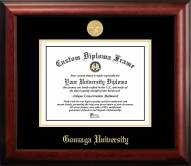Gonzaga Bulldogs Gold Embossed Diploma Frame