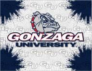 Gonzaga Bulldogs Logo Canvas Print