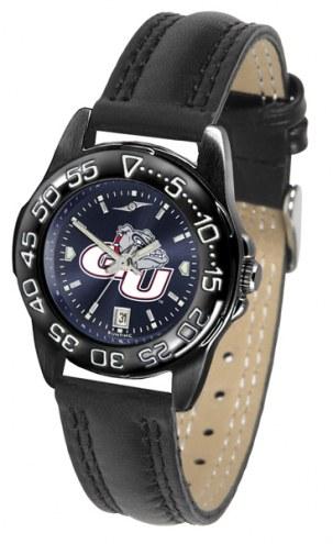Gonzaga Bulldogs Ladies Fantom Bandit AnoChrome Watch