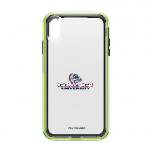 Gonzaga Bulldogs LifeProof iPhone XS Max Slam Case