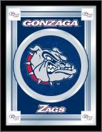 Gonzaga Bulldogs Logo Mirror