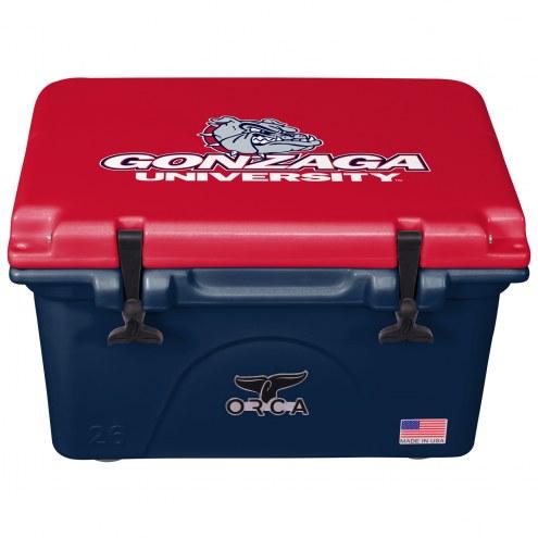 Gonzaga Bulldogs ORCA 26 Quart Cooler