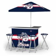 Gonzaga Bulldogs Pop Up Bar