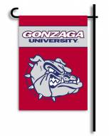 Gonzaga Bulldogs Premium 2-Sided Garden Flag