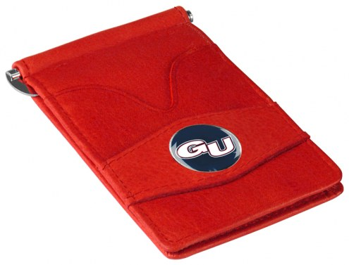 Gonzaga Bulldogs Red Player's Wallet