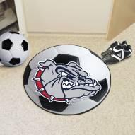Gonzaga Bulldogs Soccer Ball Mat