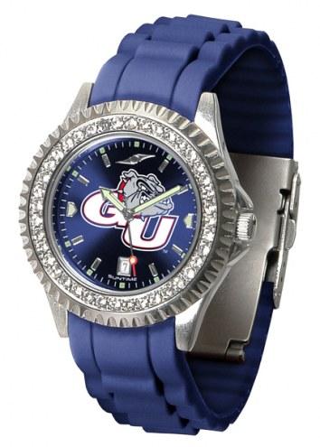 Gonzaga Bulldogs Sparkle Women's Watch