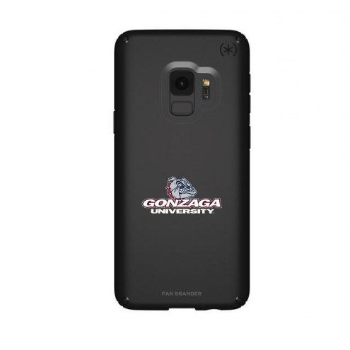 Gonzaga Bulldogs Speck Samsung Galaxy S9 Presidio Black Case