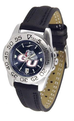 Gonzaga Bulldogs Sport AnoChrome Women's Watch
