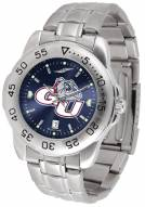 Gonzaga Bulldogs Sport Steel AnoChrome Men's Watch