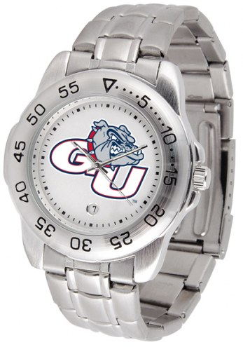 Gonzaga Bulldogs Sport Steel Men's Watch