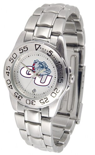 Gonzaga Bulldogs Sport Steel Women's Watch