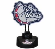 Gonzaga Bulldogs Team Logo Neon Lamp