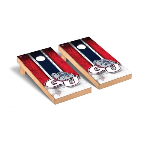Gonzaga Bulldogs Vintage Cornhole Game Set