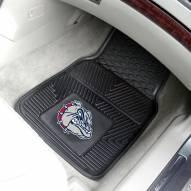 Gonzaga Bulldogs Vinyl 2-Piece Car Floor Mats