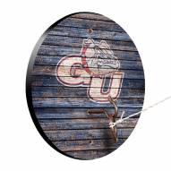 Gonzaga Bulldogs Weathered Design Hook & Ring Game