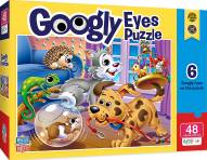 Googly Eyes Pets 48 Piece Puzzle