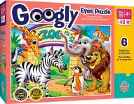Googly Eyes Zoo Animals 48 Piece Puzzle