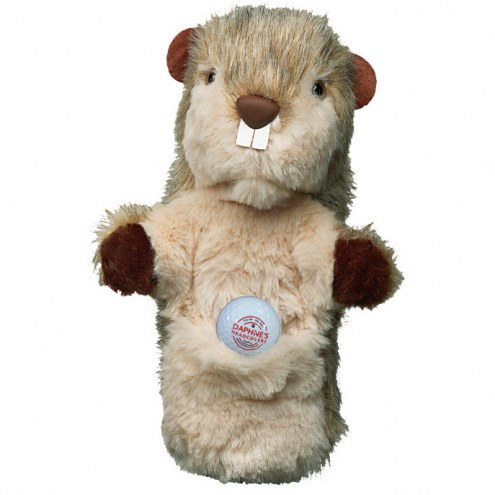 Gopher Golf Driver Head Cover