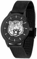 Grambling State Tigers Black Dial Mesh Statement Watch