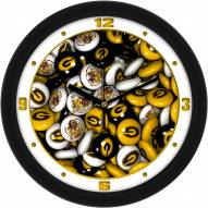 Grambling State Tigers Candy Wall Clock