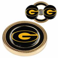 Grambling State Tigers Challenge Coin with 2 Ball Markers