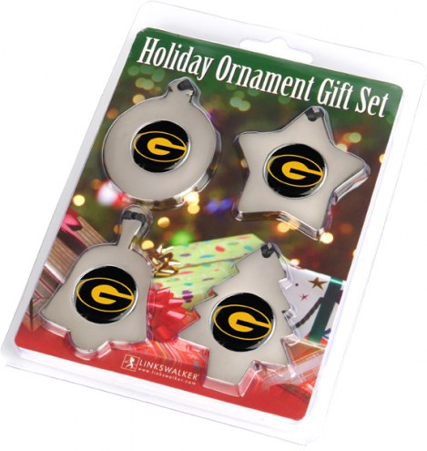 Grambling State Tigers Christmas Ornament Gift Set