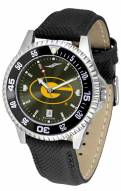 Grambling State Tigers Competitor AnoChrome Men's Watch - Color Bezel
