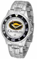 Grambling State Tigers Competitor Steel Men's Watch