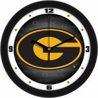 Grambling State Tigers Dimension Wall Clock