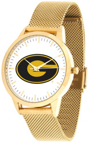 Grambling State Tigers Gold Mesh Statement Watch