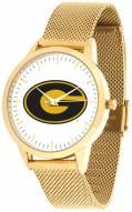 Grambling State Tigers Gold Mesh Statement Watch