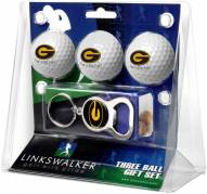 Grambling State Tigers Golf Ball Gift Pack with Key Chain