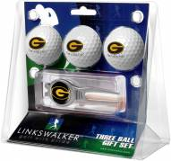 Grambling State Tigers Golf Ball Gift Pack with Kool Tool