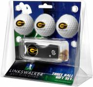 Grambling State Tigers Golf Ball Gift Pack with Spring Action Divot Tool