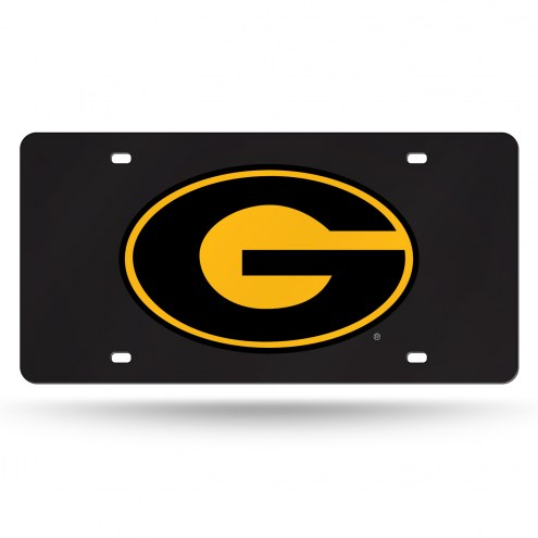 Grambling State Tigers Laser Cut License Plate