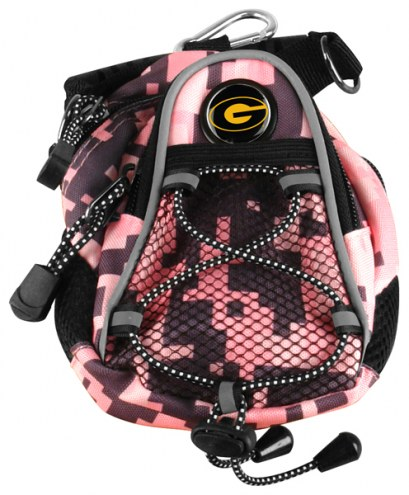 Grambling State Tigers Pink Digi Camo Mini Day Pack