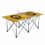 Grambling State Tigers Pop Up 6' Ping Pong Table