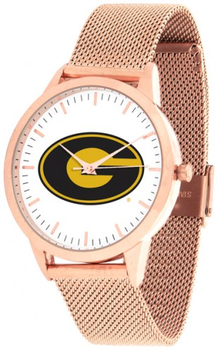 Grambling State Tigers Rose Mesh Statement Watch