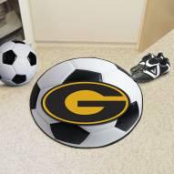 Grambling State Tigers Soccer Ball Mat