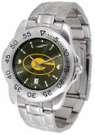 Grambling State Tigers Sport Steel AnoChrome Men's Watch
