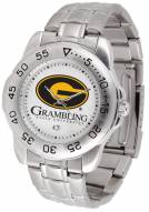 Grambling State Tigers Sport Steel Men's Watch